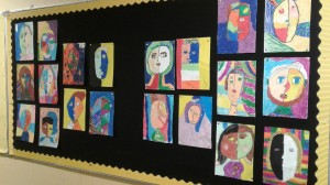 Ms Duggan's 4th Class - Picasso