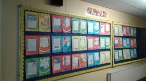 Ms.Kavanaghs 3rd Class - All about me